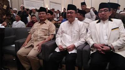 5 Partai Deklarasikan Koalisi Keumatan Ijtima GNPF Ulama