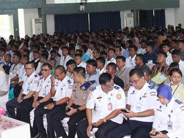 60 Orang Ikuti Diklat Sertifikasi SKK 60 Mil dan BST KLM di Ambon