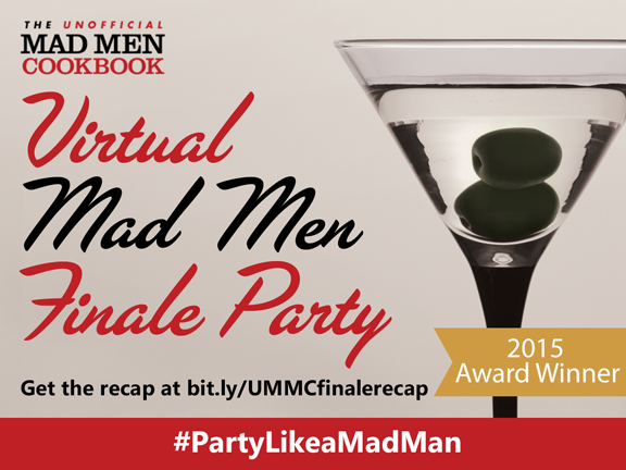 Virtual Mad Men Finale Contest Award Winner