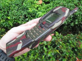Hape Loreng Nokia 7110 Jadul Kolektor Item