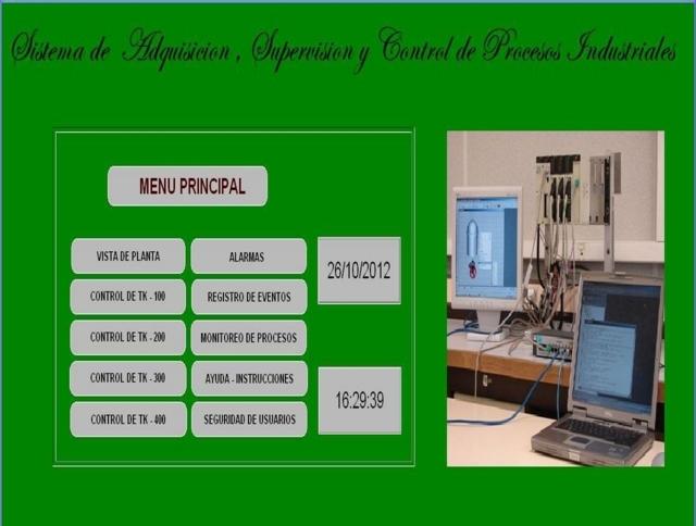 PNF en Electricidad (IUTEB): SCADA Intouch | Wonderware Intouch 10 0