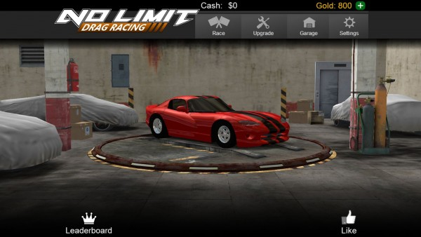 No Limit Drag Racing Apk v1.41.1 (Mod Money)