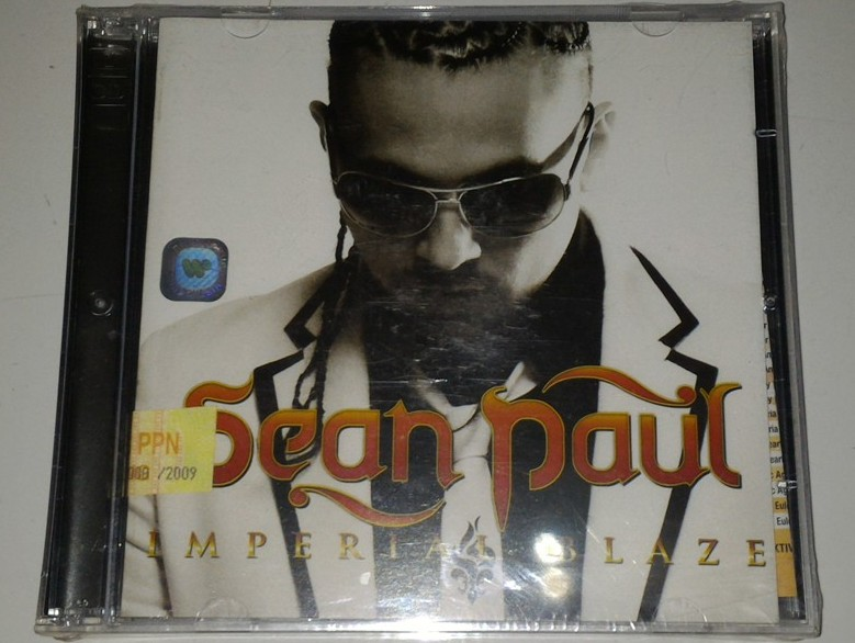CD Sean Paul - Imperial Blaze - GUDANG MUSIK SHOP