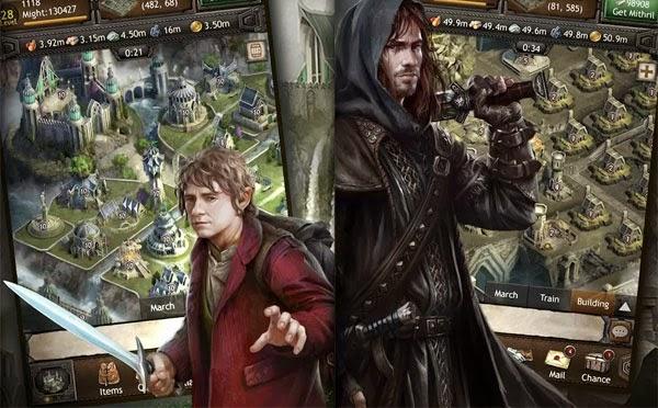 The Hobbit Kingdoms