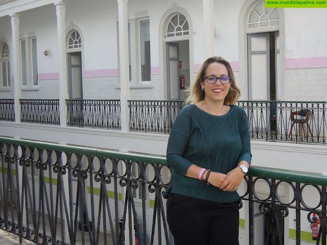 Alumnado del PFAE Calidad Sociosanitaria de Villa de Mazo realiza prácticas en el Hospital de Dolores