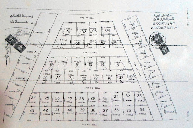 terrains a vendre a Portsay Marsa Ben Mhidi