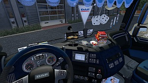 DAF Euro 6 Cool interior