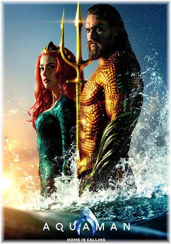 Aquaman 2018 Hindi ESub 480p HDCAM 400MB