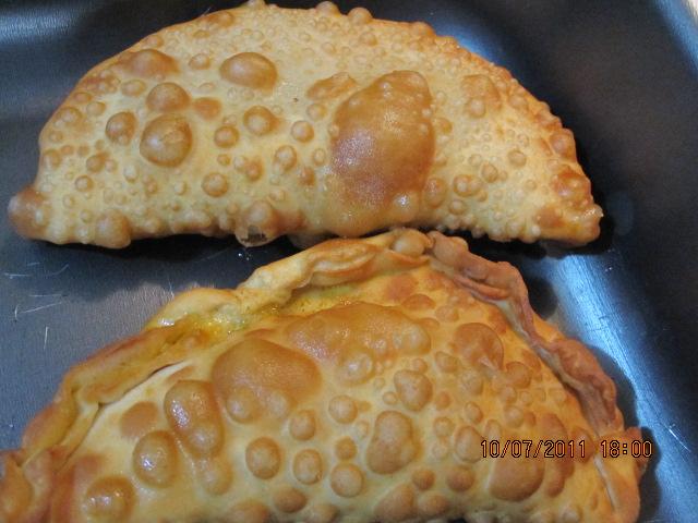 Easy ecuadorian food recipes besto blog how to make vegetarian empanadas traditional ecuadorian food forumfinder Choice Image