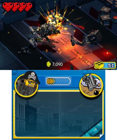 The Lego Movie Videogame 3ds Rom Cia Isoroms Com