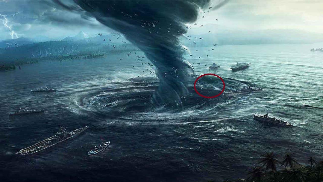 Apa itu Ocean Eddies Beserta Misteri dan Penjelasannya