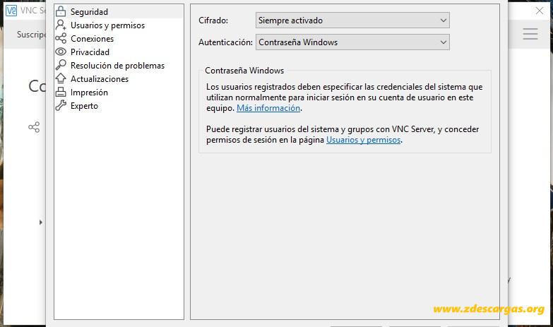 RealVNC Enterprise Full Español