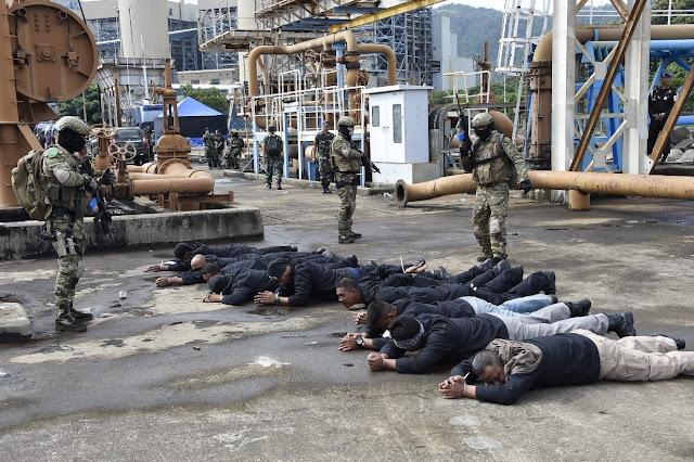 Panglima TNI Tinjau Kesiapsiagaan Operasi Koarmada I