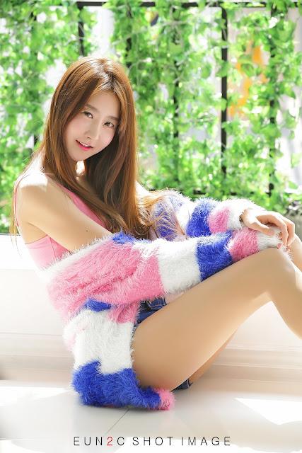 2 Park Hyun Sun - Studio Set - very cute asian girl-girlcute4u.blogspot.com
