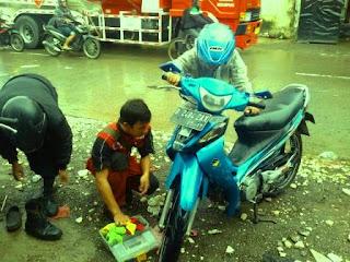 Motor Susah Nyala Setelah Dicuci