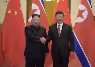 Kim expressed 'concern' over US, North Korea 'impasse' to Xi: