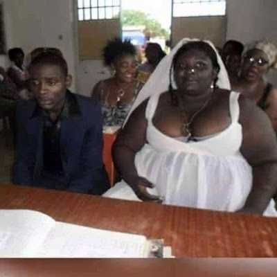 Caption This Photo Of A Soon-to-wed Couple