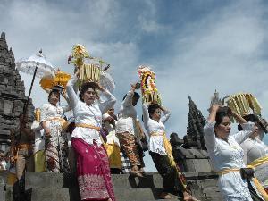 Partai Golkar Mengadakan Dharma Santhi Nyepi skala nasional di Bali