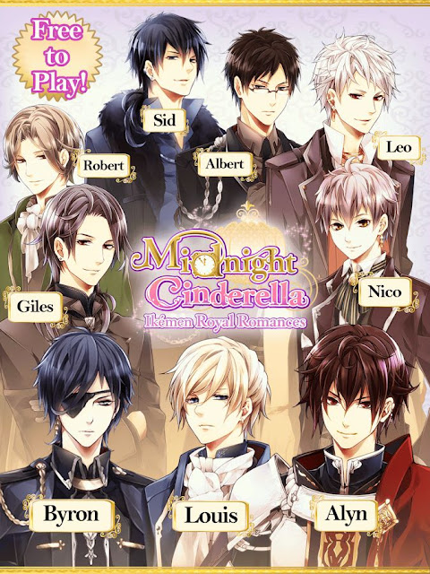 Its Midnight Cinderella