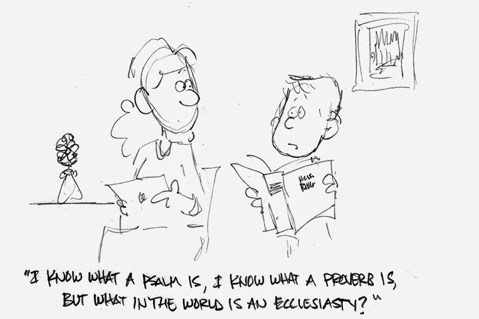 Beckstrom Buzz: Monday Sketchbook: What's in a name?