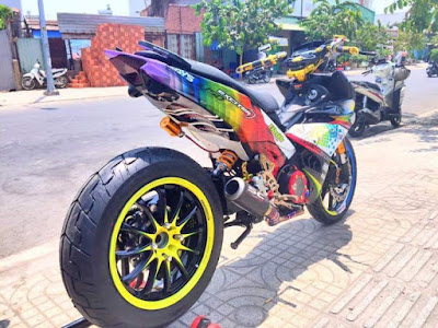 MX King Modifikasi