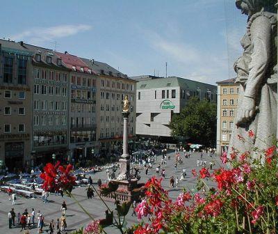 Marienplatz, Munich