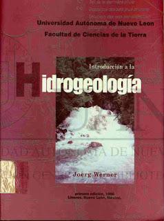 Descargar libro pdf - Introduccion a la hidrogeologia - geolibrospdf