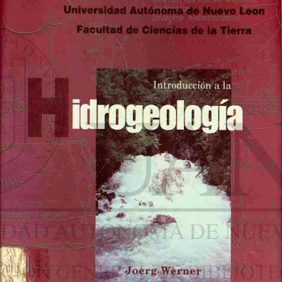 Introduccion a la hidrogeologia - geologia