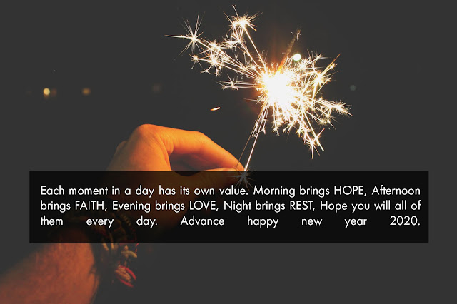 New Year 2020 Messages, Greetings, Wishes and Quote