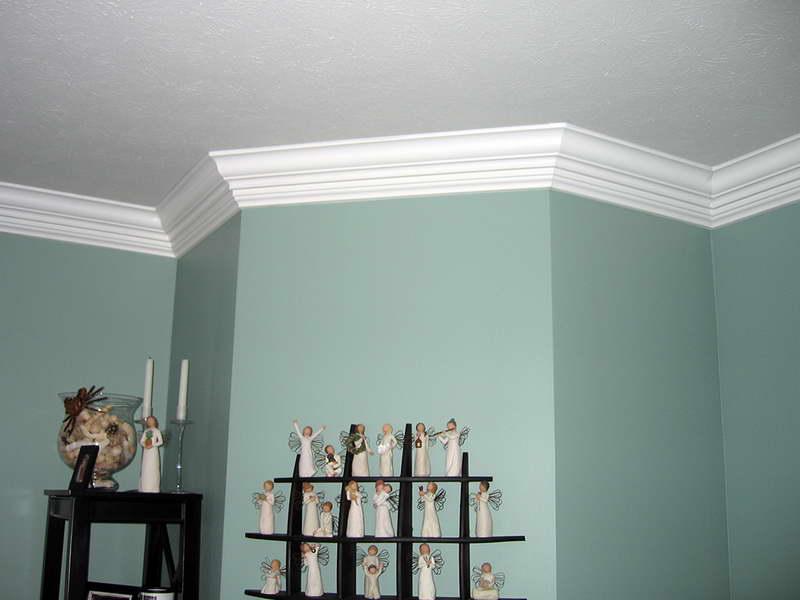 Ceiling Corner Crown Molding Ideas