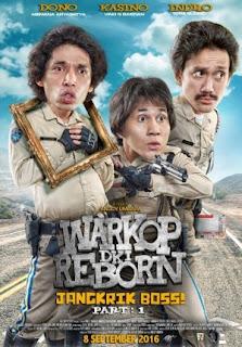 Download Film Warkop DKI Reborn JANGKRIK BOSS! part 1 (2016) CAMRip