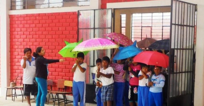Revaluarán inicio de clases escolares previsto para el 3 de abril en la DRE Piura