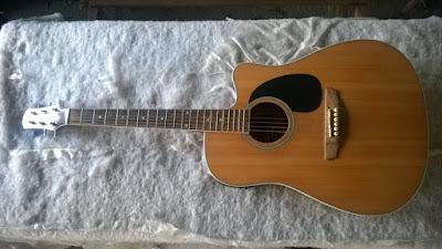 Luthier, concerto e reparo