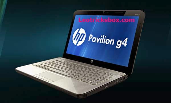 HP Driver : HP Pavilion g4-2262la Drivers for Windows 7, Windows 8 (64bit) 1