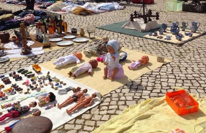 Feira de Velharias en Boliqueime