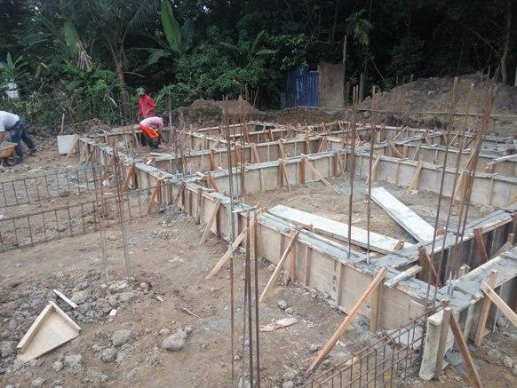 Kontraktor bina rumah banglo