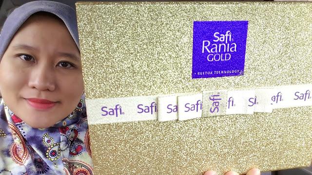 SAFI RANIA GOLD BERSAMA 24K EMAS DAN TEKNOLOGI BEETOX - Mummy memang pengguna Safi Rania Gold di mana ianya mengandungi emas 24K. Perempuan, bab emas-emas ini wajiblah teruja kan! Lelagi boleh mencantikkan dan merawat kulit. Oh..tu mummy lagilah buatan double suka ! Kini, mummy mencuba Safi Rania Gold yang tampil dengan formulasi terkini berteknologikan BEETOX. Korang tahu ke apa itu teknologi BEETOX?