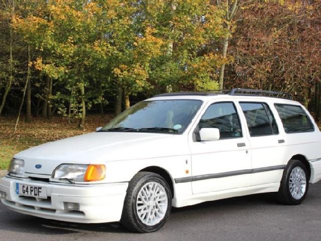 ford sierra 2.0 пяти дверка универсал