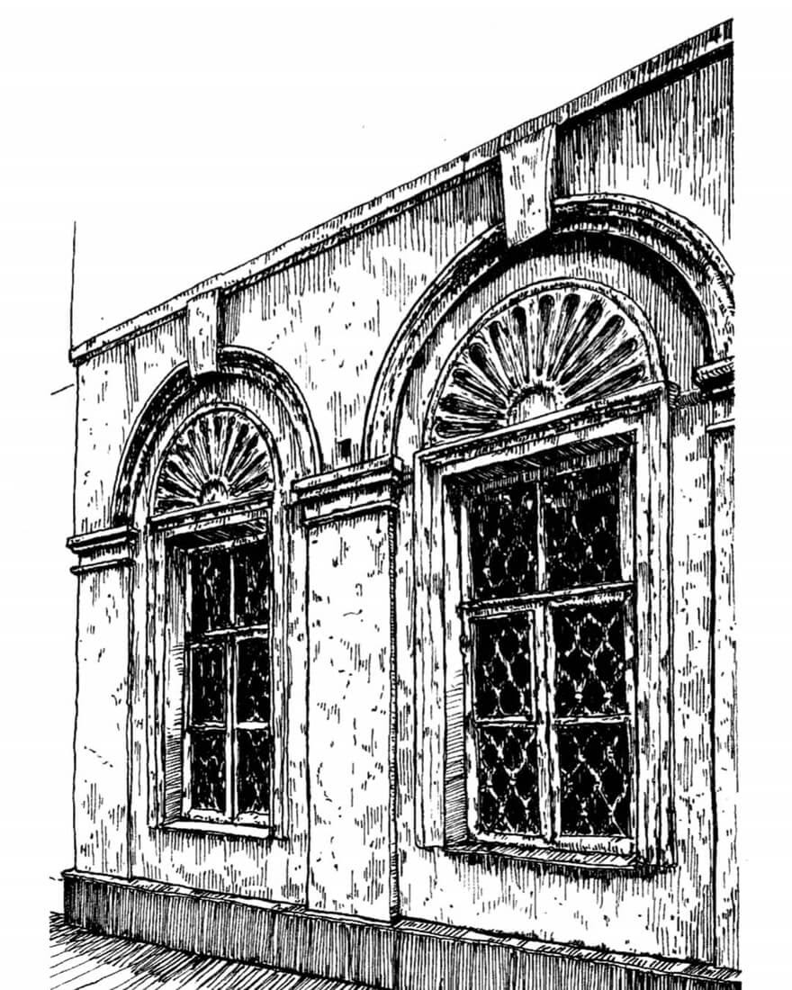 09-Windows-Arch-Detailing-Natali-M-Drawings-of-Buildings-with-Architectural-Details-www-designstack-co