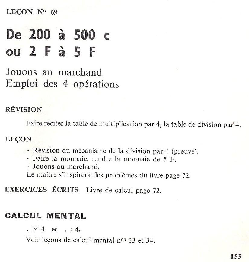 Manuels anciens de 200 500 benha m ce 66 70 multiplication et division par 4 - Table de multiplication par 4 ...