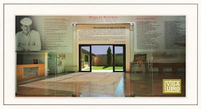 Museo de Miguel Delibes, Urueña