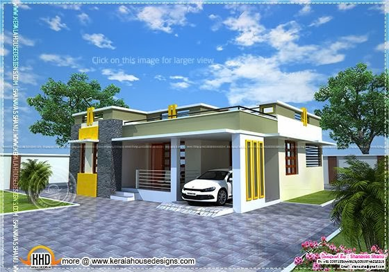 Modern Kerala Villa Home Design with 2 Bedroom Free Floor Plan ... on a study design, family pool design, l shaped living room design, private garden design, gorgeous garden design, family office design, family restaurant design, family room designs, small conservatory design, family flooring ideas, spacious living room design, shower room design, south facing garden design, large balcony design, front elevation design, vestibule design, family garden designs, four bedroom design, juliette balcony design, family restroom design,