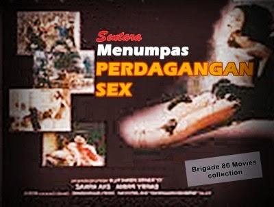 Brigade 86 Movies Center - Santara Menumpas Perdagangan Sex (1977)