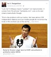 "Former Kapamilya reporter Ira Panganiban hits GMA News for taking Duterte's expression ""Lulo mo"" expression in a wrong context"