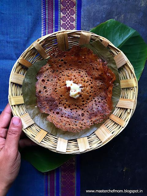 Madurai Special Karupatti Appam