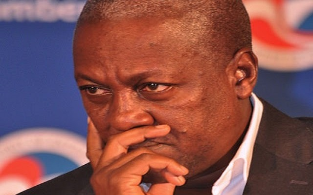 Mahama caught in bogus $300m 'security infrastructure' deal
