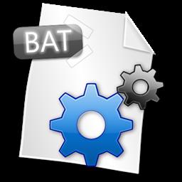 Archivo .bat