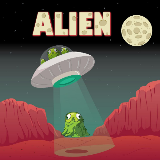 Alien Slime Escape Walkthrough