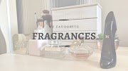 My favourite fragrances