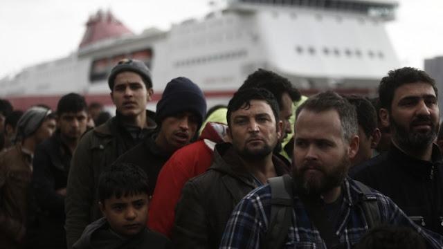 Θα τους ζητάμε δανεικά : 2.174 ευρώ επίδομα το μήνα σε πρόσφυγα-μετανάστη (έγγραφο)